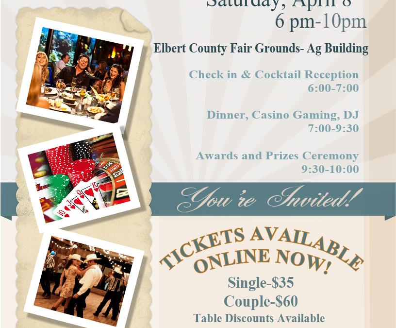 2017 Banquet Gala & Casino Night